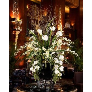 Large Silk Flower Arrangements