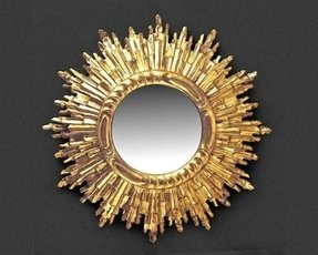 Large Gold Sunburst Mirror Ideas On Foter