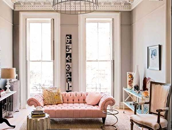 Light Pink Couch