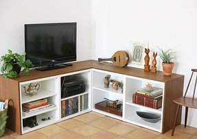 Corner Tv Units Ideas On Foter