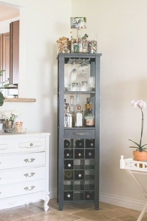 Corner Mini Bar Ideas On Foter