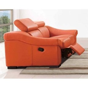 w amazon brown dp loveseat cup holder com modern recline reclining couch sofa microfiber recliner pc