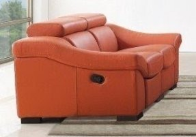 sofas barrel and faulks loveseats com living studio genuine loveseat leather shop modern furniture red reclining room bhg