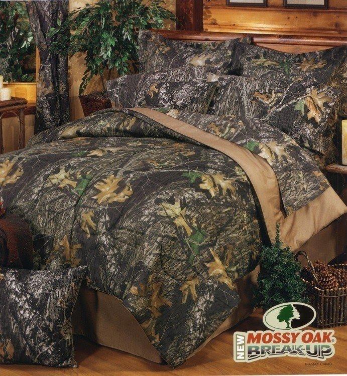 Mossy Oak Duvet Cover