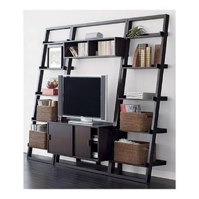 Open Shelf Tv Stand 4