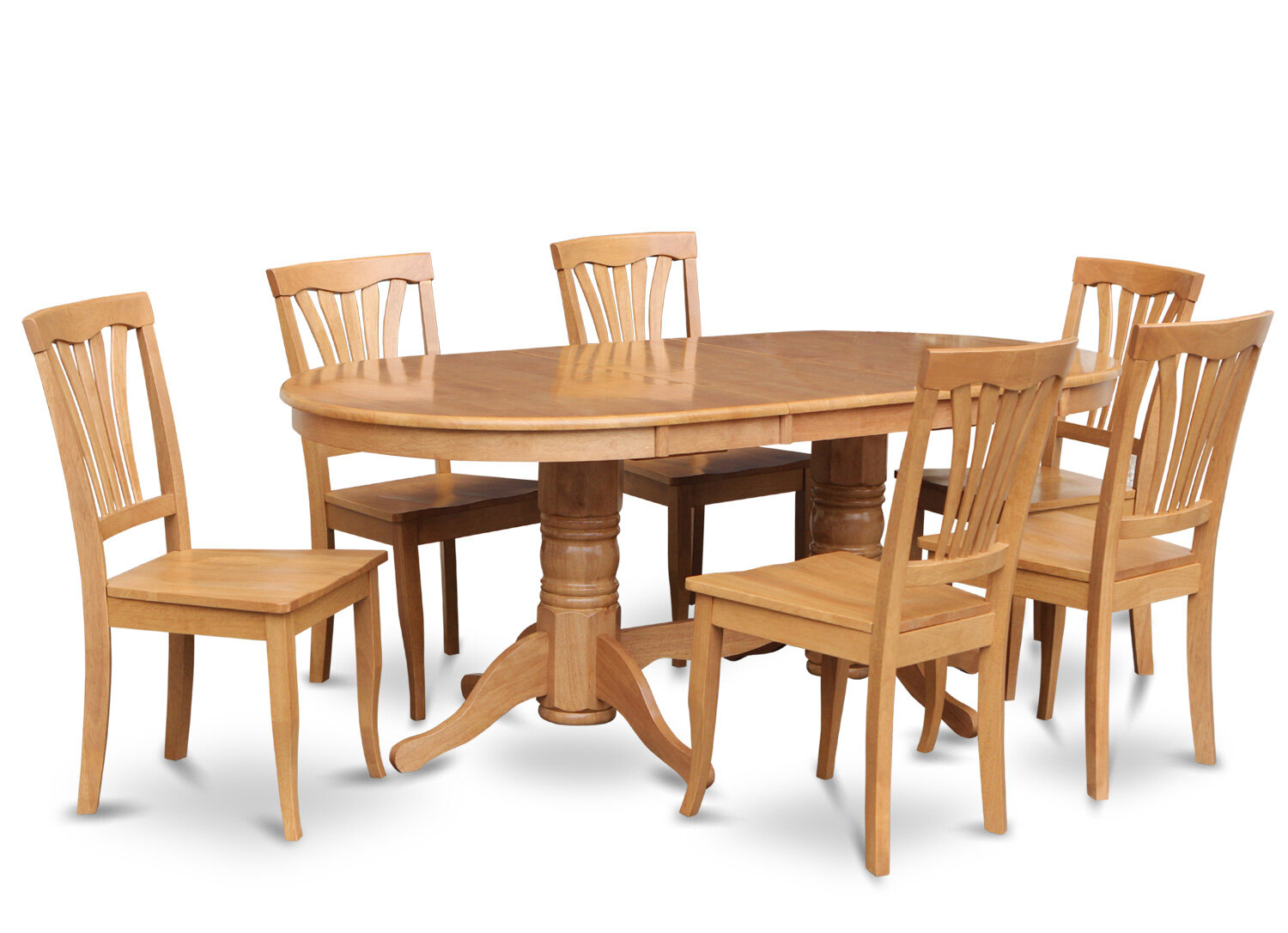 120e5aa3fe2 Oval Dining Table For 6 - Ideas on Foter