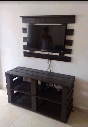 Projection tv stand 1