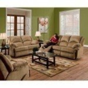 Recliner sofa and loveseat sets 1