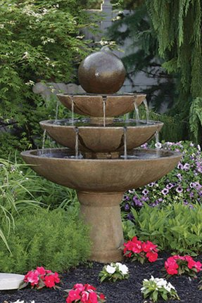 Residential water fountains 17