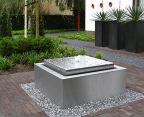 Residential water fountains 2