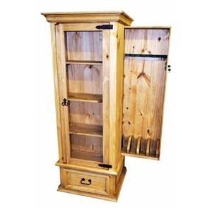 Rustic Curio Cabinets 2