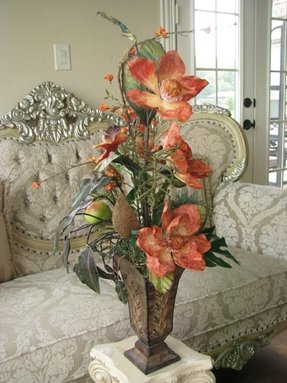 Silk Flower Arrangements In Vases Ideas On Foter