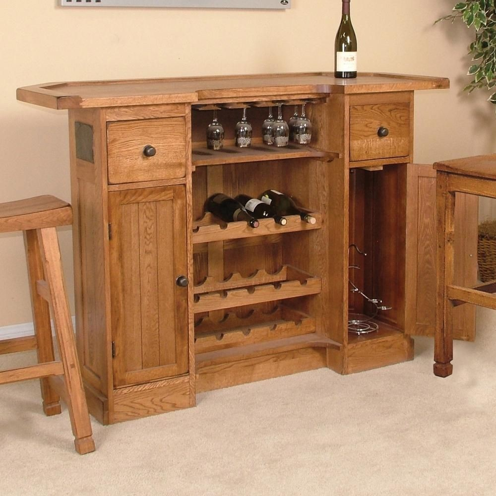 Sedona Rustic Oak Furniture 22