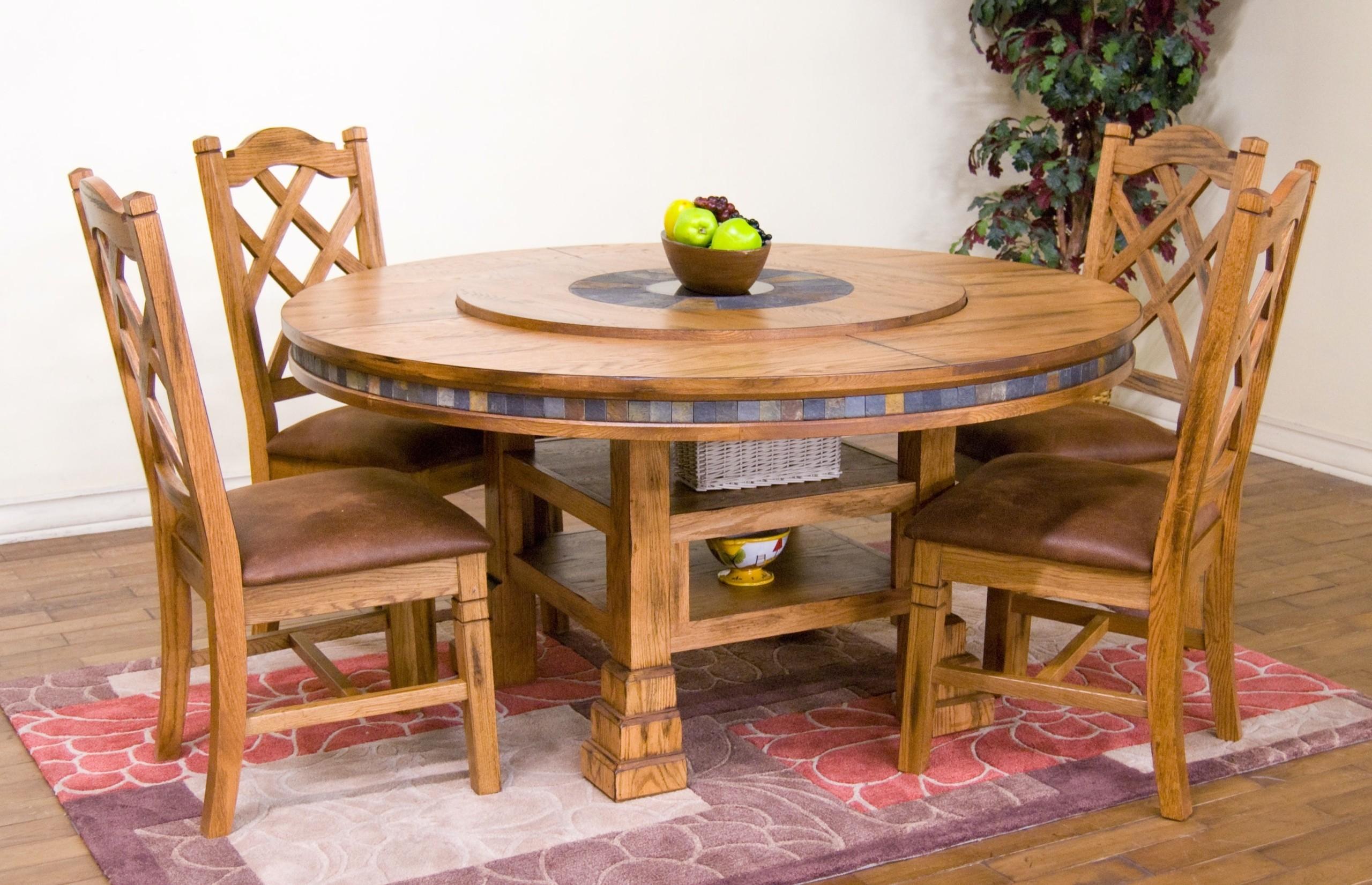 Sedona Rustic Oak Furniture 7