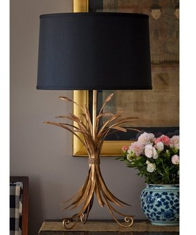 buffet lamps with black shades foter. Black Bedroom Furniture Sets. Home Design Ideas