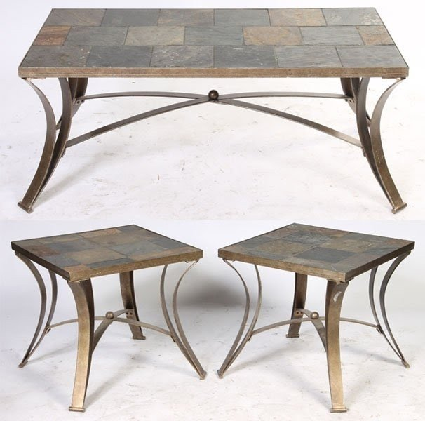Slate Top Coffee Tables Foter
