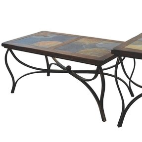 Stone Top Coffee Table Ideas On Foter