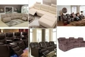 Theater Sectional Reclining Sofa - Ideas on Foter