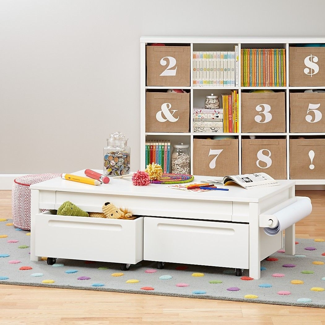 Toddler Activity Table With Storage   Ideas On Foter