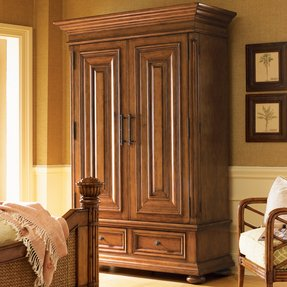 Tommy bahama armoire