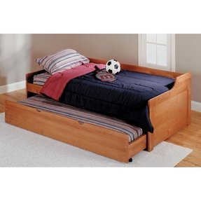 Trundle bed platform