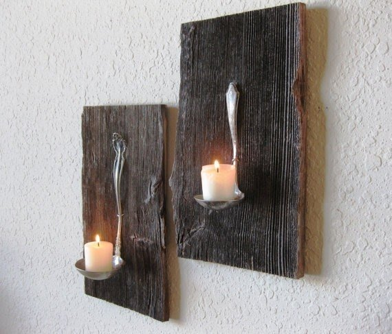 Wall art candle holder & Metal Wall Art Candle Holder - Foter