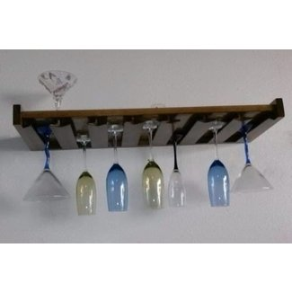 Wall Mounted Stemware Rack Ideas On Foter