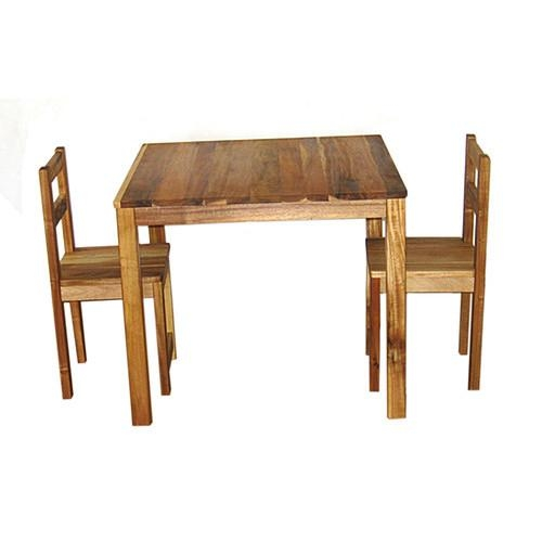 Great White Childrens Table And Chair Set