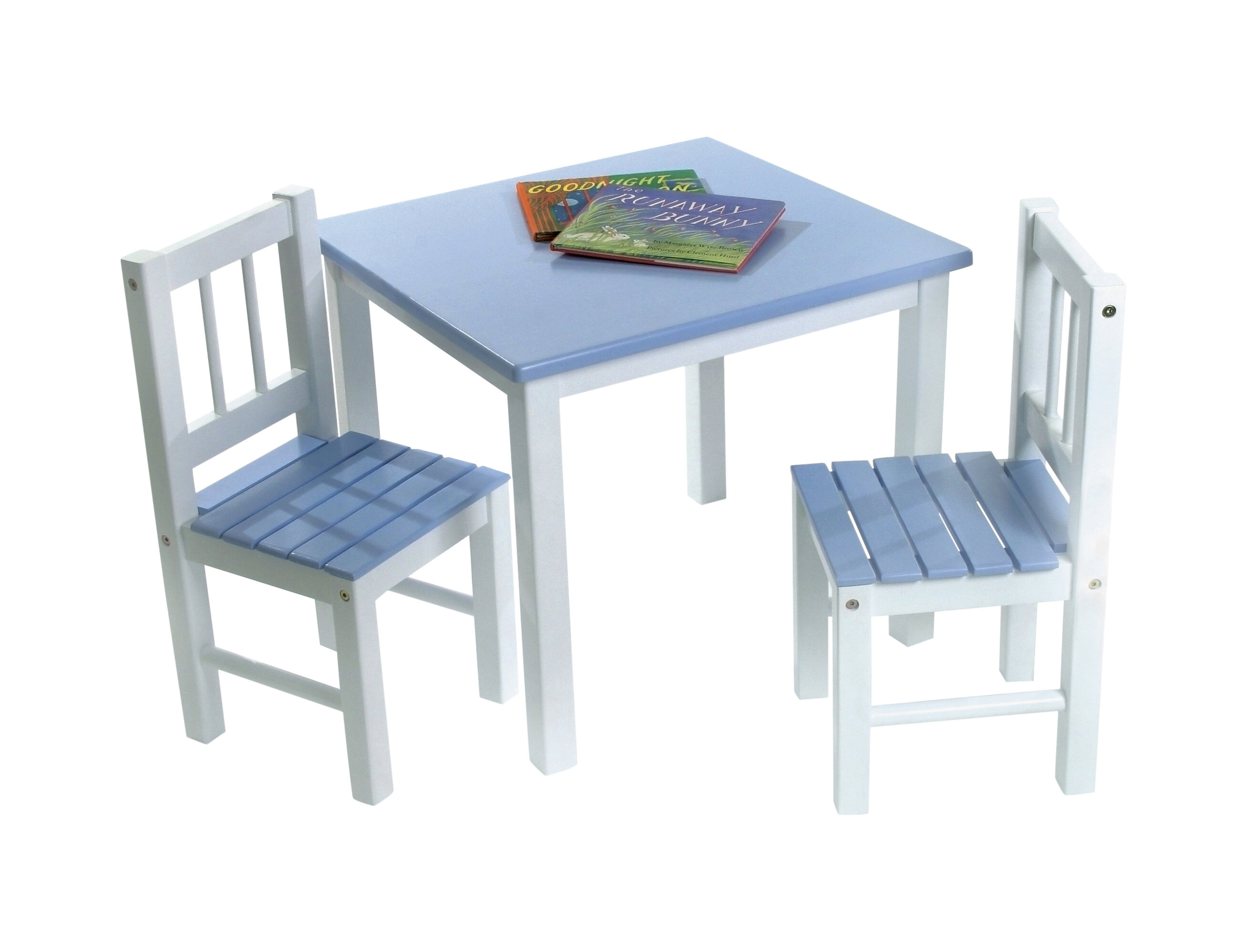 White Childrens Table
