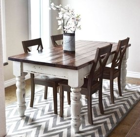 Farmhouse Kitchen Table Sets Ideas On Foter