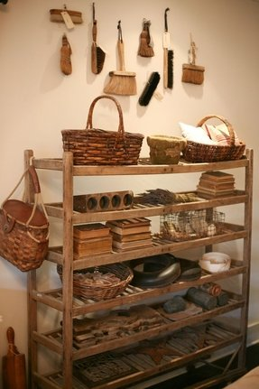 Wooden Bakers Rack Foter