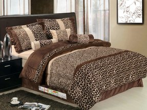 Animal Print Bedspreads And Comforters Ideas On Foter