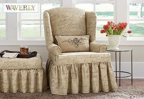 Accent chair slipcovers 6
