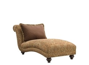 Armless chaise lounge 1