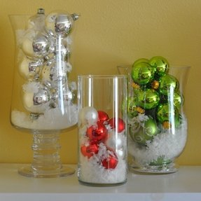 Groovy Artificial Christmas Centerpieces Ideas On Foter Download Free Architecture Designs Sospemadebymaigaardcom