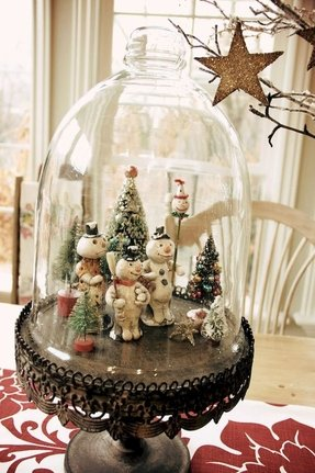 Pleasing Artificial Christmas Centerpieces Ideas On Foter Home Interior And Landscaping Ologienasavecom