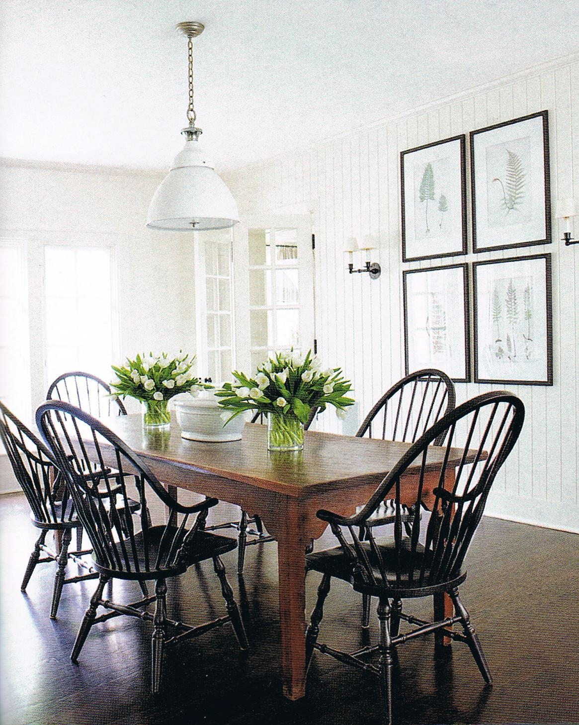 Black windsor dining chairs & Black Windsor Dining Chairs - Foter