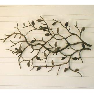 Metal Birds Wall Art - Ideas on Foter