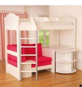 Best Bunk Bed Bookshelf
