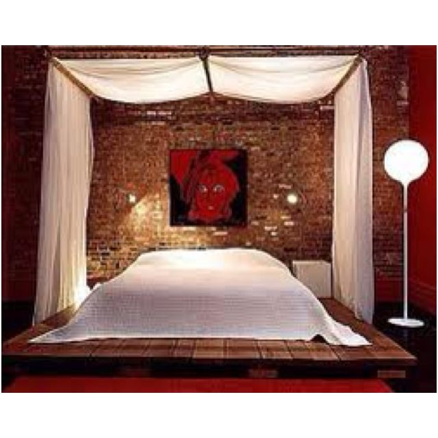Canopy platform bed 1 & Canopy Platform Bed - Foter