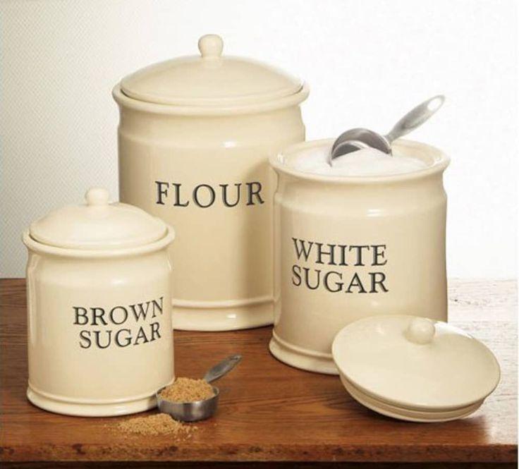 Ceramic jar with cork lid & Ceramic Storage Jars - Foter