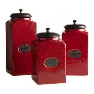 Ceramic Kitchen Canisters Sets Ideas On Foter