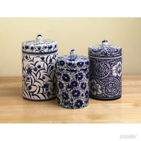 Chris madden corvella canisters