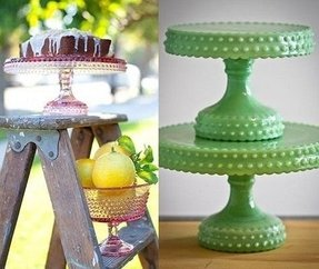 Colorful Cake Stands Foter