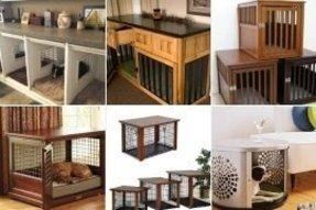 Dog Crate Furniture Ideas On Foter