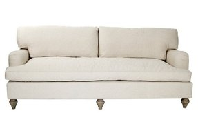 Down cushion sofa 2