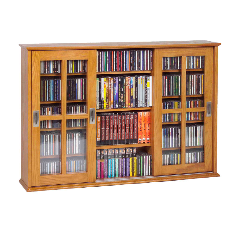 Dvd Storage With Doors Foter