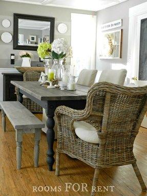 Farmhouse Kitchen Table Sets Foter