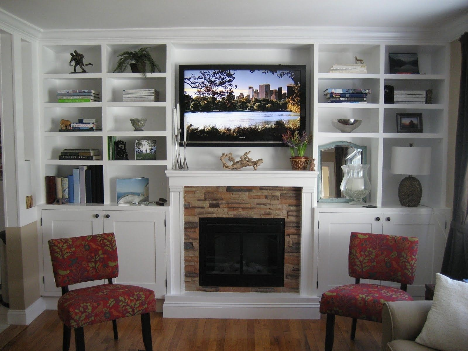 Electric Fireplace Wall Unit Ideas On Foter