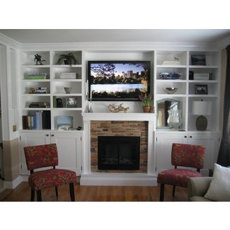 Electric Fireplace Wall Unit Foter